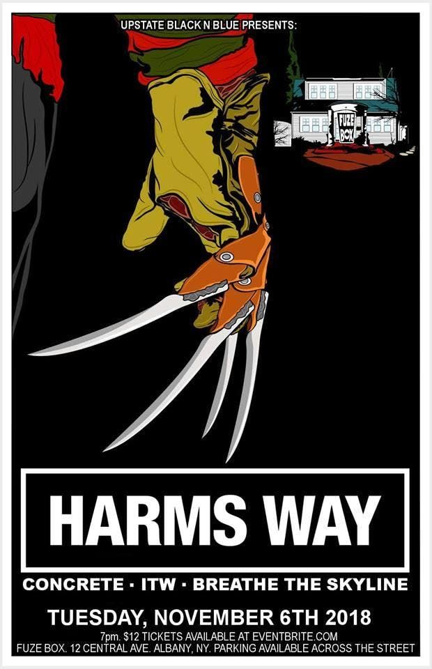 Harmsway