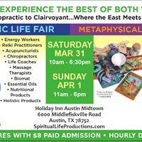 Austin Metaphysical &amp Holistic Life EXPO
