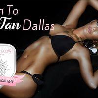 Learn to spray tan Dallas TX