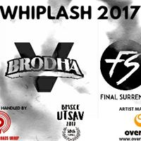 BMSCE UTSAV Presents Whiplash 2017