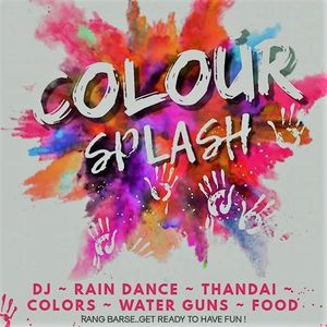 Colour Splash - Holi Festival
