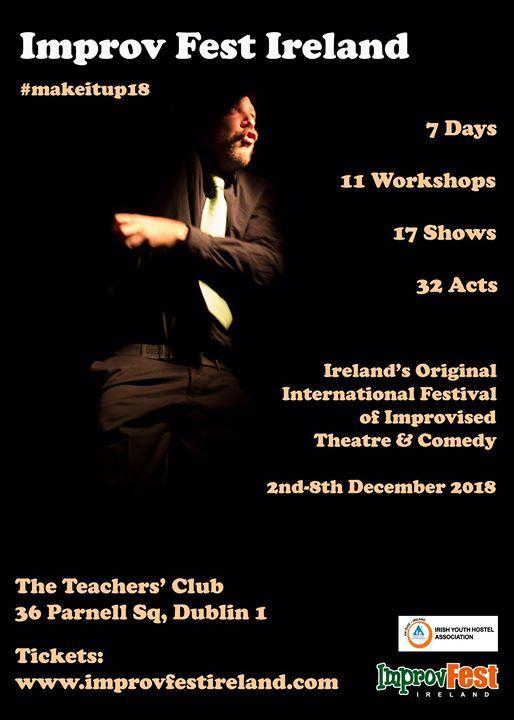Improv Fest Ireland 2018