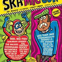 Ska-Mic Con Feat. Reel Big Fish Less Than Jake MORE