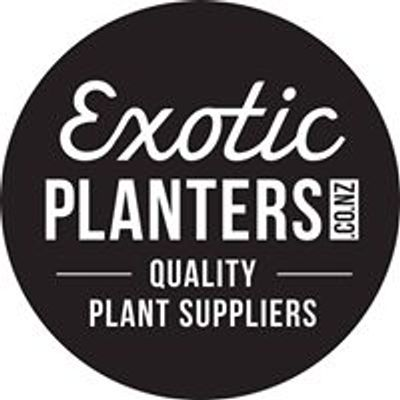 Exotic Planters