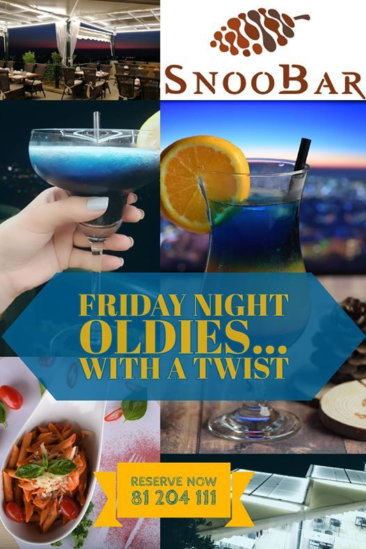 Friday Night Oldies with a twist