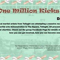 One Million Kicks For Tallaght