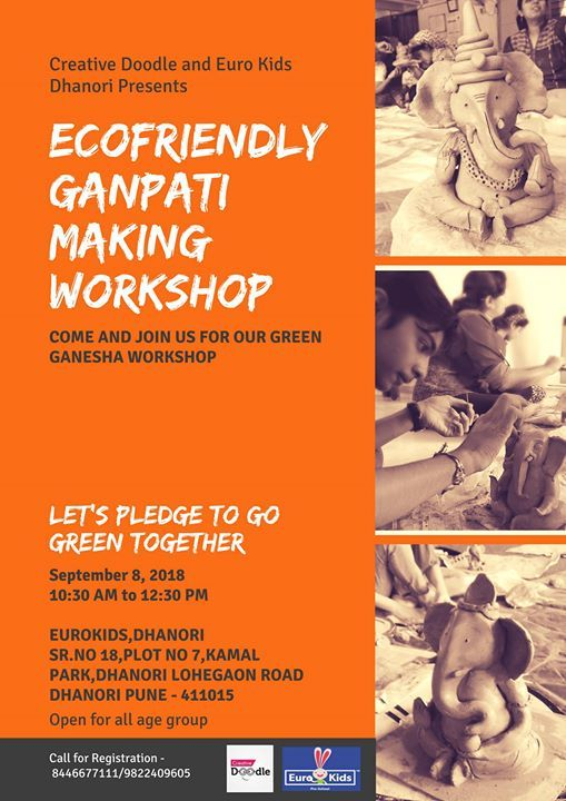 Ecofriendly Ganpati Making Workshop