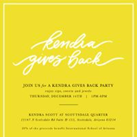 Kendra Scott Gives Back to ISA