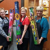 Pole Painting Class