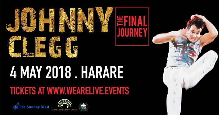 Johnny Clegg Live in Harare - The Final Journey