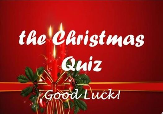 the big christmas quiz at the willow beck northallerton