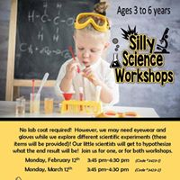 Silly Science Workshop