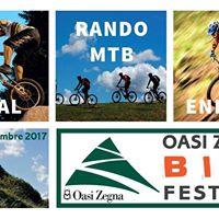 Oasi Zegna Bike Festival