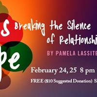 Voices of Hope Breaking the Silence of Relationship Violence