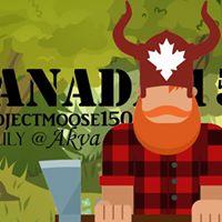 Canada 150 celebration Akva