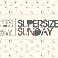Supersized Sunday  Workers Day (Monday is a holiday)