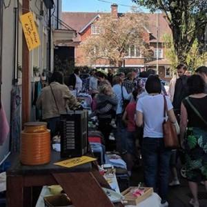 June Magdalen Flea Market