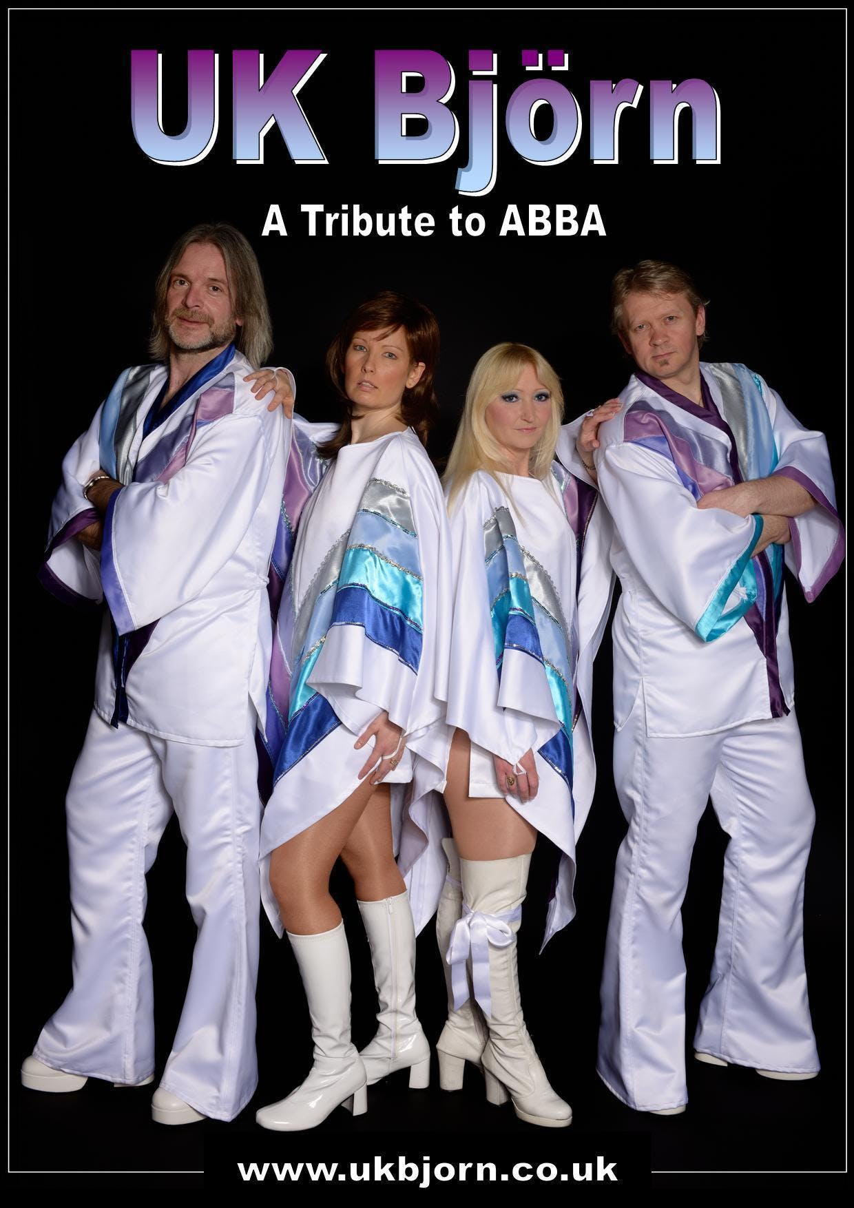 Uk Bjorn a Tribute to ABBA