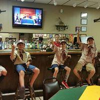 Karaoke with the Marines &amp Veterans