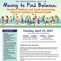 3rd Annual Education Day- Moving to Find Balance
