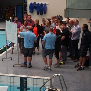 Introduction to Coaching Junior Swimmers Conference at Ruamrudee