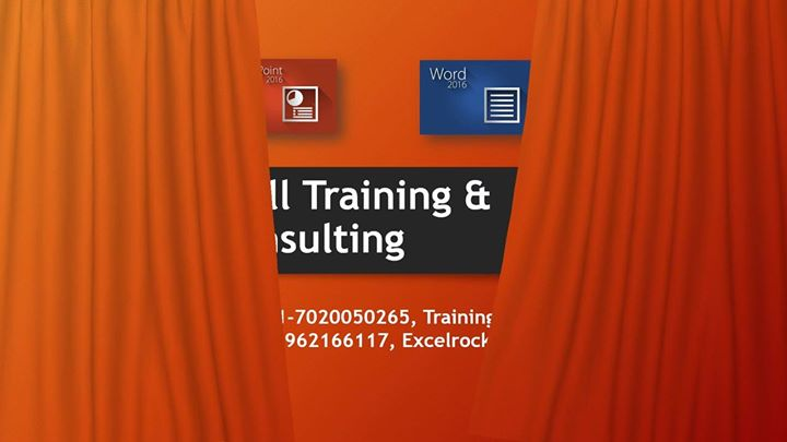 Advanced Excel Training in Pune