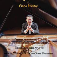 Yingzhou Hu DMA Piano Recital