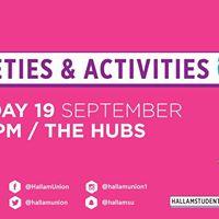 Societies and Activities Fair