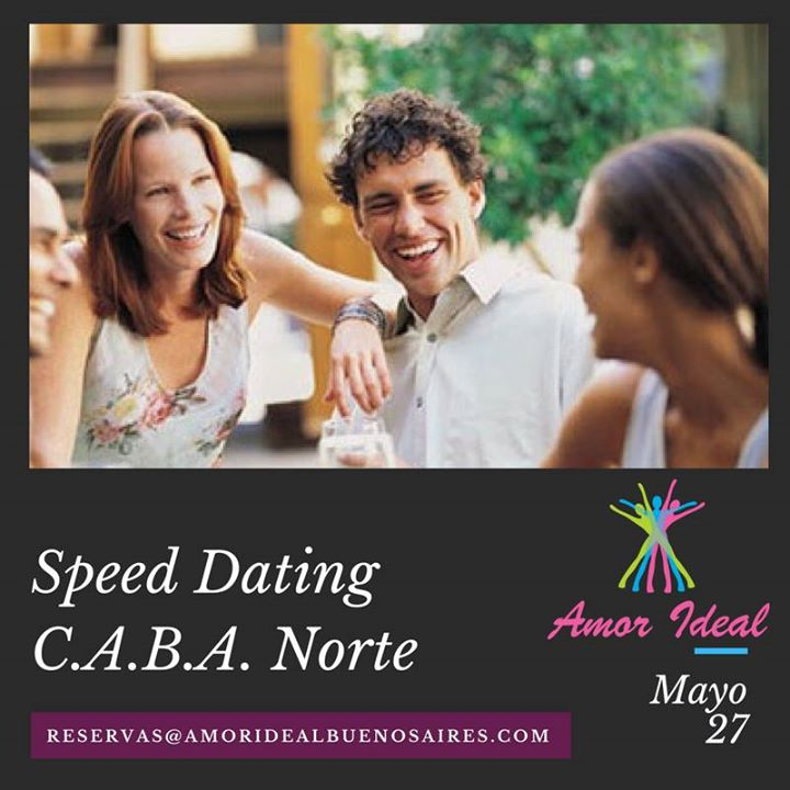 speed dating walking