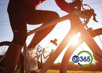 Go365 Biking with Buddies - Memorial Park