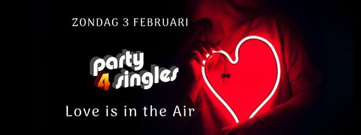 Party4singles - Love is in the Air