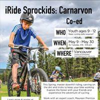 Carnarvon - iRide Sprockids
