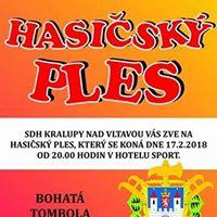 Hasisk ples SDH Kralupy nVlt