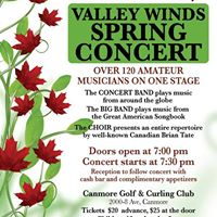 Valley Winds Spring Concert