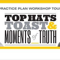 The Practice Plan Workshop Tour 2017 - London Heathrow