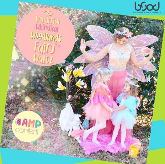 Wonderful Woodlands Fairy Waltz - PreSchool Dance Camp