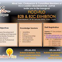 FICCI - FLO B2B &amp B2C Exhibition