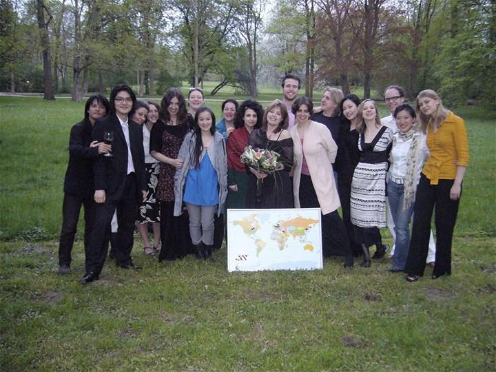KlassentreffenPicknick Gesangsklasse Favaro-Reuter