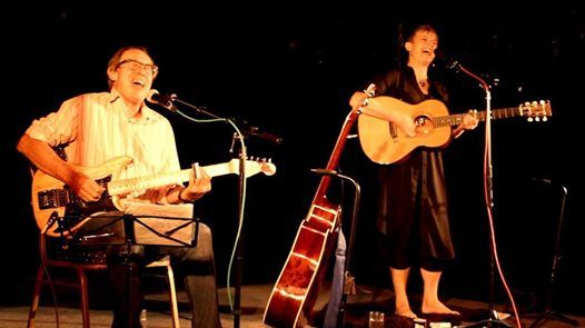 Christine Collister&Dave Kelly UK tour dates 2019 at G Live