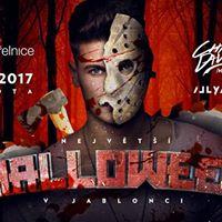 Nejvt Halloween v Jablonci  28.10.2017  15