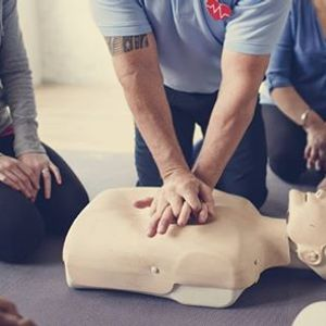 First Aid and CPR course - Southport July 12