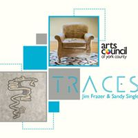 Traces - works by Jim Frazer &amp Sandy Singletary