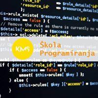 kola programiranja KMS