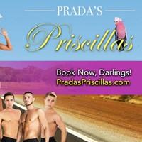Pradas Priscillas at Orange Civic Theatre