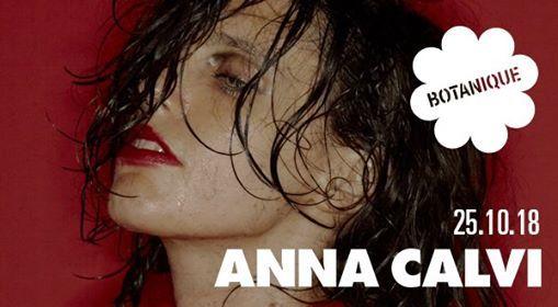 Anna Calvi - Maya Postepski  Botanique (sold out)