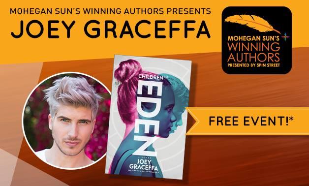 Mohegan suns winnings authors presents joey graceffa at mohegan sun mohegan suns winnings authors presents joey graceffa at mohegan sun uncasville m4hsunfo