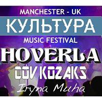 Hoverla - Kultura Music Festival - Manchester (UK)