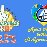 Fit4Lyfe joins Run Over Autism 04.29.17