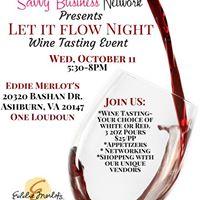 Let it Flow Night - Wine Tasting event