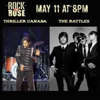 Rock The Rose The Rattles and Thriller Canada